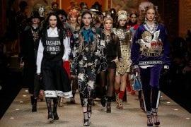 Dolce&Gabbana Fall Winter 2018_19 Women's Fashion Show