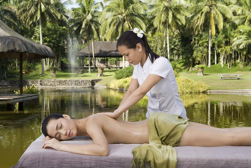 Copy of Healing Sanctuary - Relaxation Massage