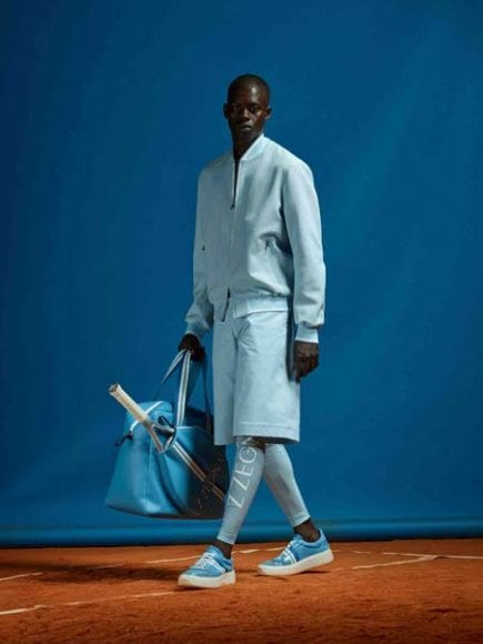 Z ZEGNA SS19 LOOK 6