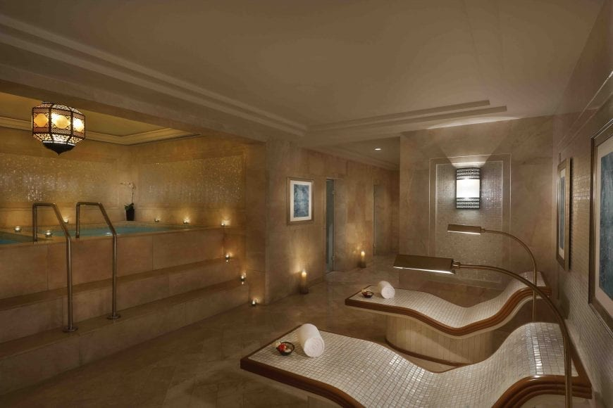 The Ritz-Carlton Spa, Dubai, JBR - Vitality Area